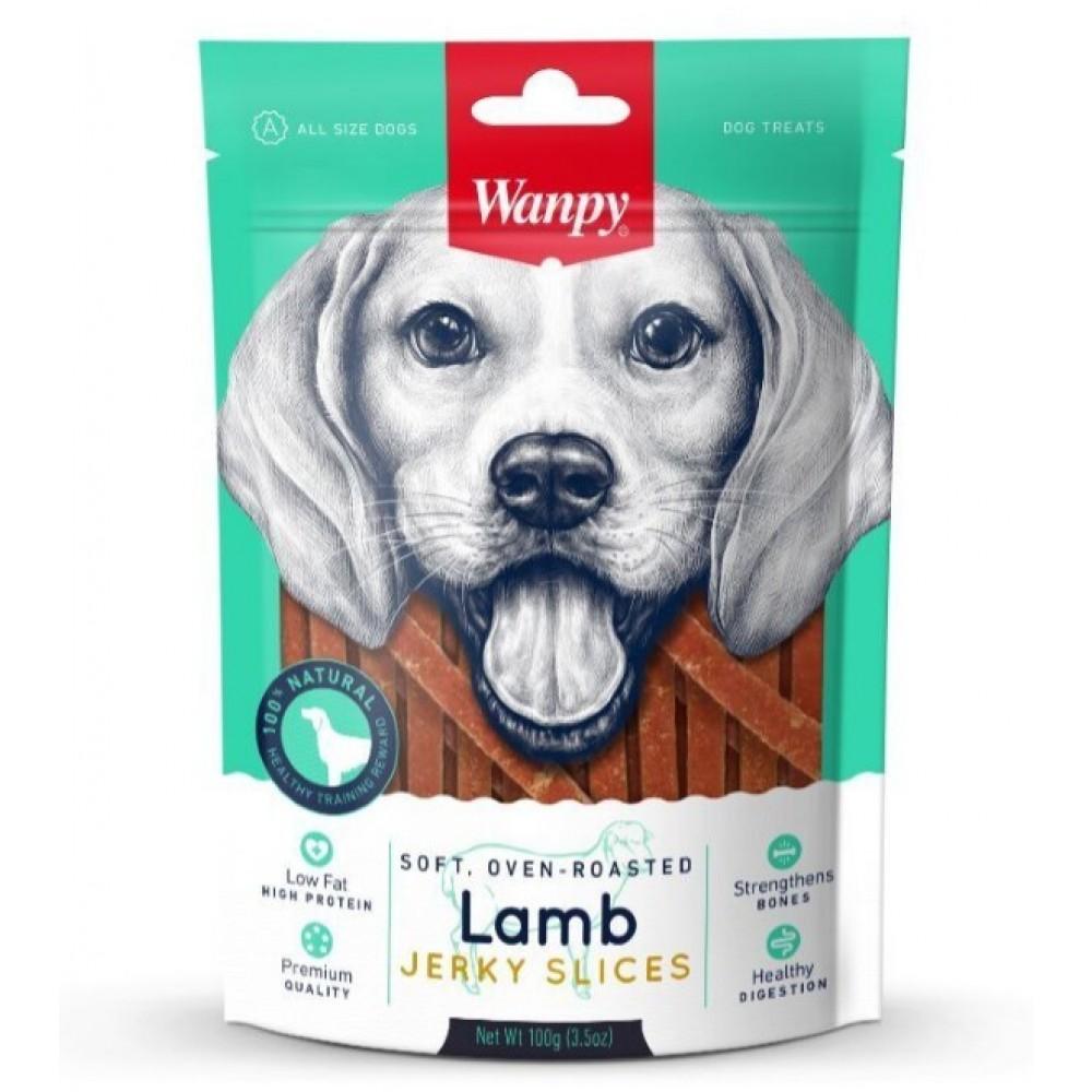 Wanpy Dog - Соломка из мяса ягненка