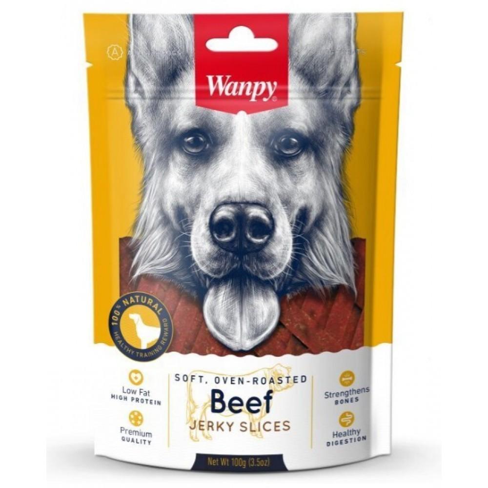 Wanpy Dog - Соломка из вяленой говядины
