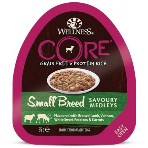 Small Breed - Консервы из баранины с олениной, белым сладким картофелем и морковью для собак мелких пород