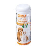 Mr.Gee - Шампунь сухой гипоаллергенный с цинком и ромашкой для животных, 95 мл.