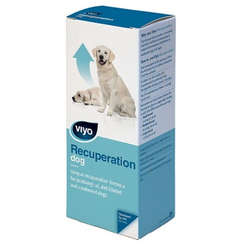Recuperation Viyo  пребиотический напиток Вийо для собак всех возрастов