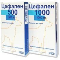 Цефален - Таблетки для собак